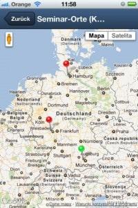 """MPU App """"MPU-Hilfe"""" - Screenshot 3"""