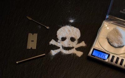 Tot durch Drogen